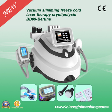 Bd09 5in1 Vacuum RF Cryolipolysis Cavitation Weight Loss Equipment