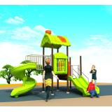 New Slides Outdoor Playground
