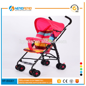 Thailand baby stroller 3 in 1 /buggy with big wheels