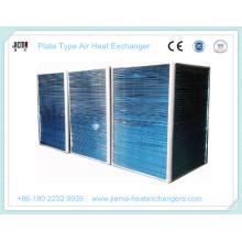 Intercambiador de calor de aire tipo aire a aire como condensador