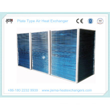 Air to Air Tipo de Placa Trocador de calor de ar como Condensador