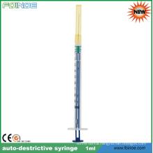 medical safety food syringe