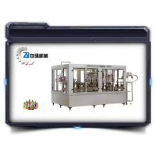 Washing & filling & capping Packing Machine