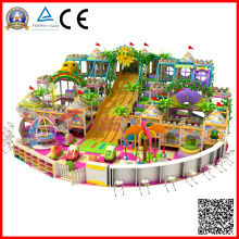 2014 Kid Indoor Playground Equipment Prices Équipement de terrain de jeux souple