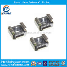 Stock Stainless Steel Square Cage Nut