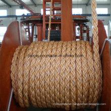 8 Strand PP Mooring Rope/Marine Rope