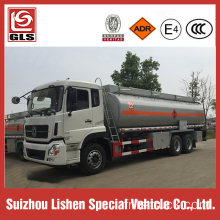 6 x 4 Dongfeng 26000L carburant pétrolier véhicules