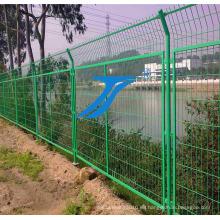 Acabado en caliente galvanizado / PVC Cotaed Fence