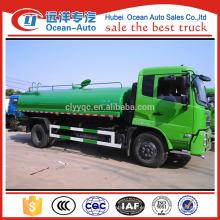 Dongfeng 12m3 water truck para la venta