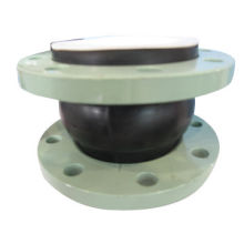 Flexible Rubber Expansion Joints with Galvanized Flange Coating