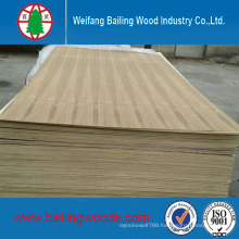 Okoume Face Poplar Core Commercial Plywood with Cheap Price