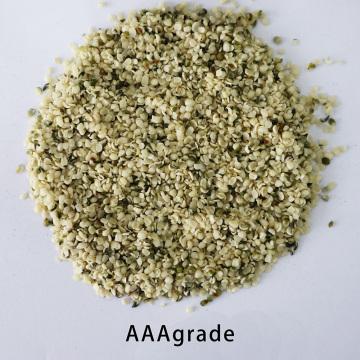 Чистые органические очищенные семена конопли