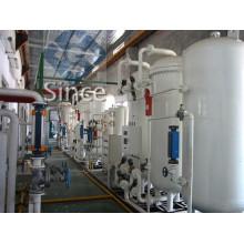 Estación de gasolina aprobada del CE del nitrógeno (GS)