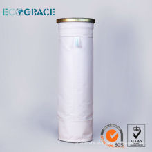 100% PTFE-Vlies Staubfilterbeutel (Nadel gestanzt)