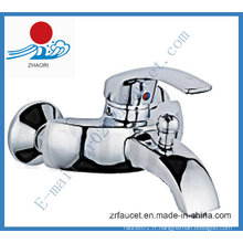 Robinet de baignoire-douche monocommande dans robinet de baignoire (ZR20501)