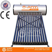 145L Pressurized Heat Pipe Vacuum Tube Solar Energy Heater