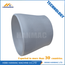 Reductor concéntrico de acero de aleación de aluminio ANSI