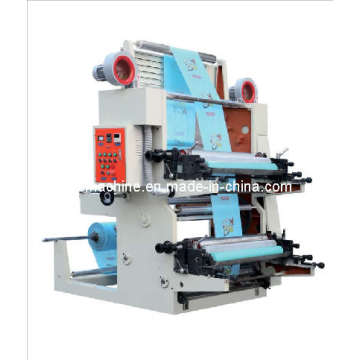 High Speed 2color Flexography Printing Machine (CE) (HYT-2600, HYT-2800)