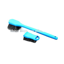 Long Handle Car Wheel Tire Brush Car Cleaning Brush Hot Sale PP Basic Car Care PP Bristle Customized Quickly Dry B07-5008 CN;ZHE
