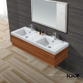 Miroir public de salle de bains d'hôtel, miroir de salle de bains haut de gamme