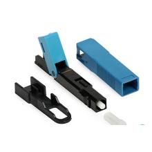 Vorinstallierter sc / apc schneller Anschluss, Faseranschluss sc / apc vorinstalliert mit Multimode