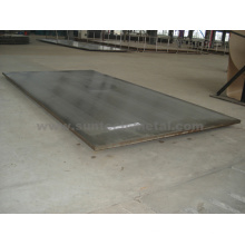 Explosive Bonding Stainless Steel+Steel Clad Plate