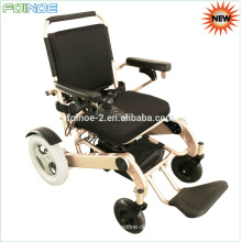 FC-P1 CE approved Foldable electric wheelchair