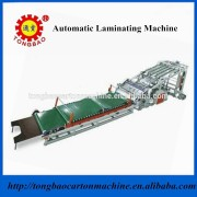 Cheapest Carton Paper Coating Laminated Machinery