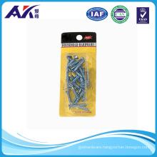 14PCS Zinc Plated Wood Screw Set (hardware assortment)