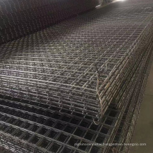 High strength steel concrete reinforcement wire mesh panels fence