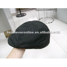 customed fancy peaked caps/custom IVY cap