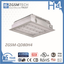 80W Indoor Lighting LED ceiling Light LED Recessed Light