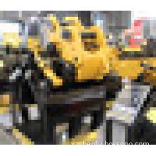 Jiangsu SF Hight Quality excavator hydraulic grab, 5 finger rock grab, hydraulic rock grapple for sale
