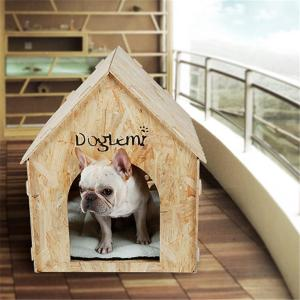 Pet House Indoor Wooden Kennel  for Dogs