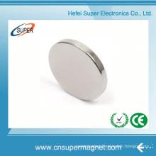 China Sintered Strong Disc Neodymium Iron Boron Magnet