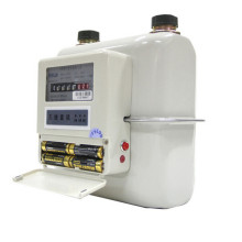 Wireless Transmission Smart Gas Meter with Removable Battery