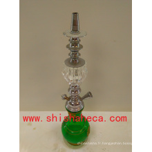 Leaf Design Fashion Haute Qualité Nargile Fumer Pipe Shisha Narguilé