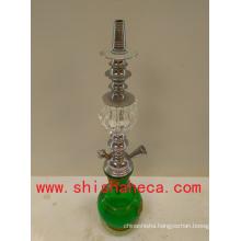 Leaf Design Fashion High Quality Nargile Smoking Pipe Shisha Hookah