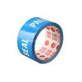 Colored clear carton box adhesive tape