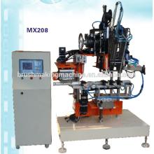 2 Achse Hochgeschwindigkeits-CNC-Streifen-Bürstenmaschine / Cnc-Streifenbürste, die Maschine / Streifenbürstenbohr- und Tuftingmaschine herstellt