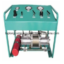 Oil Free Oilless Air Booster Gas Booster Bomba de enchimento do compressor de alta pressão (Tpds-10)