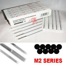 Disposable Sterilized Pre-Made Tattoo Needles Magnum Special Single