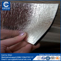 3mm aluminium finished SBS Modified bitumen waterproof membrane