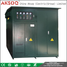 SBW-F Sub-tone 1000KVA Three phase AC Automatic Compensation Power AC Voltage Regulator Stabilizer From Factory Supply