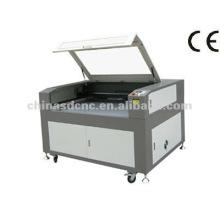 Machine de découpe Laser Co2 JK-1280 pour caoutchouc, cuir, tissu, bois