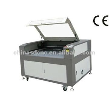 JK-1280 Co2 лазерная машина для резки резины, кожа, ткань, дерево