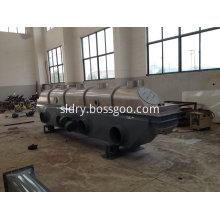 Diammonium phosphate vibrating fluidized bed dryer