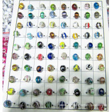 Factory Wholesale shambala crystal pave beads FC-12
