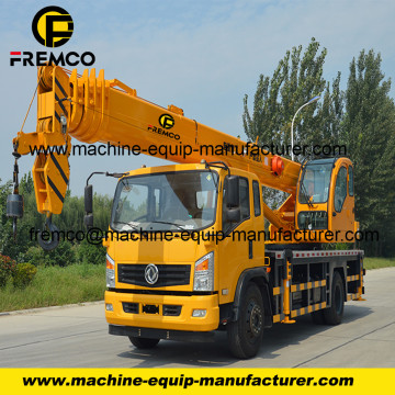 2017  Mobile Crane Truck with Dongfeng Chassis