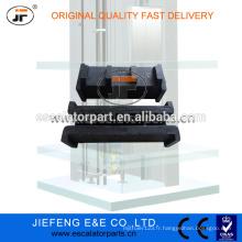 JFOTIS Elevator Guide Shoe Linner 10mm, 100 * 30 * 11mm